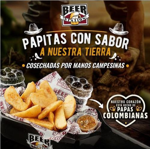 20201118 beer station apoya la papa colombiana