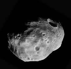 El Misterio De Fobos Una De Las Lunas De Marte