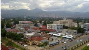 gitega es la capital de burundi pais africano