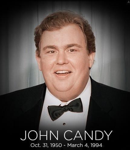 john candy actor de hollywood victima de sus propios excesos