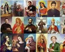 libro conmemorativo de los santos católicos es el santoral