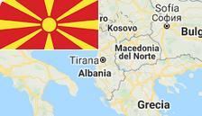 pais balcánico sin litoral es macedonia su capital es skopie
