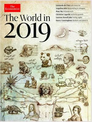 portada the economist predicciones 2019