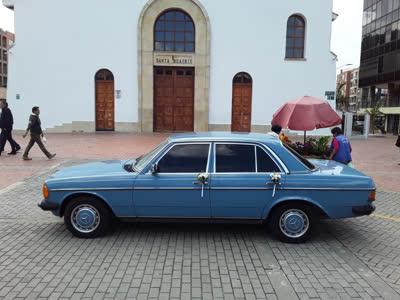 limosina mercedes antiguo para bodas matrimonios alquiler autos clasicos
