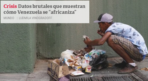 20200708 clarin.com venezuela se africaniza