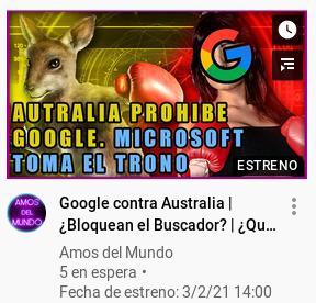 australia prohibe google y bing toma el control