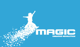 www.magiccreativerevolution.com creatividad impacto venta y amor por la marca diseno web